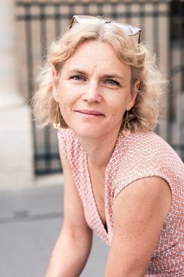 Portrait d'Emmanuelle Badouix